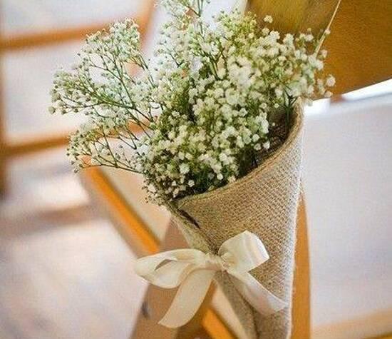 Decoración floral ceremónia