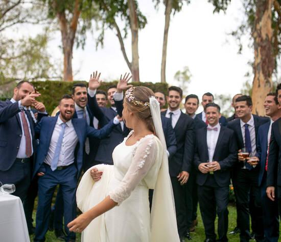 Disfruta tu boda