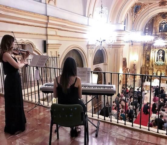 Ceremonia Religiosa   Miss Violina