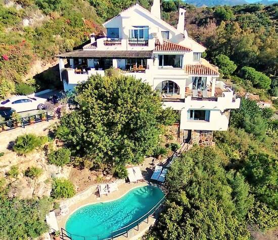 The Urban Villa