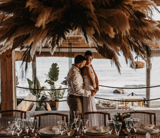 boda beso beach ibiza