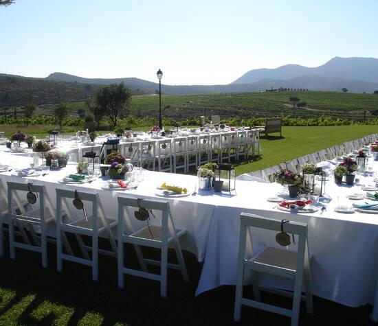 Montserrat Catering