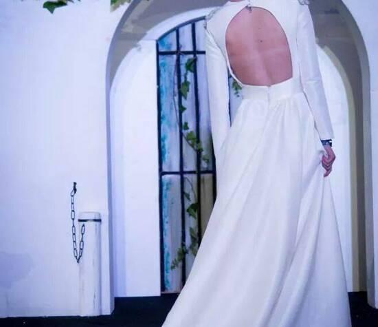 Pablo Vera diseñador novias