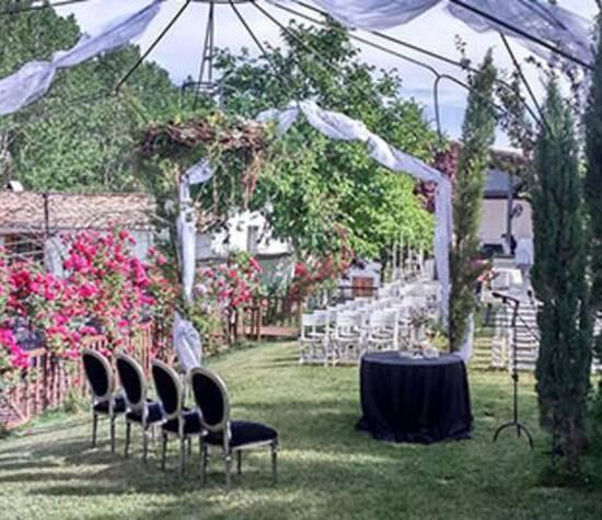 Salón de bodas LA MORALEJA