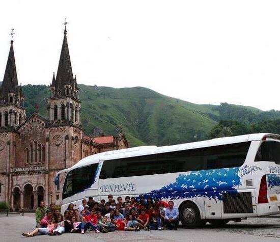 Basílica se Santa Maria de Covadonga