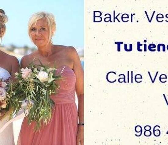 Baker Vestidos para mi Tu tienda de ropa para la mujer en Galicia