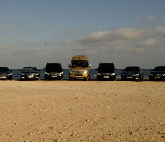DMG Vip limousines