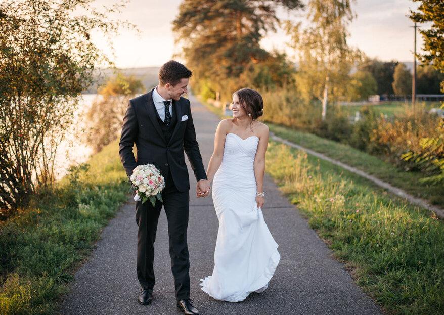 Los 10 vídeos de boda que te emocionarán: ¡tú también querrás tener el tuyo!