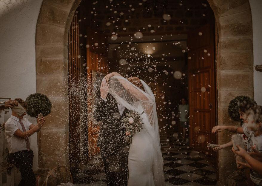 14 profesionales perfectos para un reportaje de boda natural