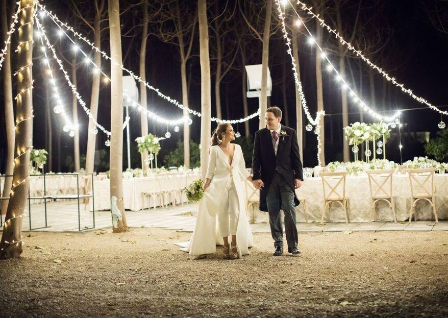 Tal y como nosotros queríamos: la boda de Carmen y Rubén