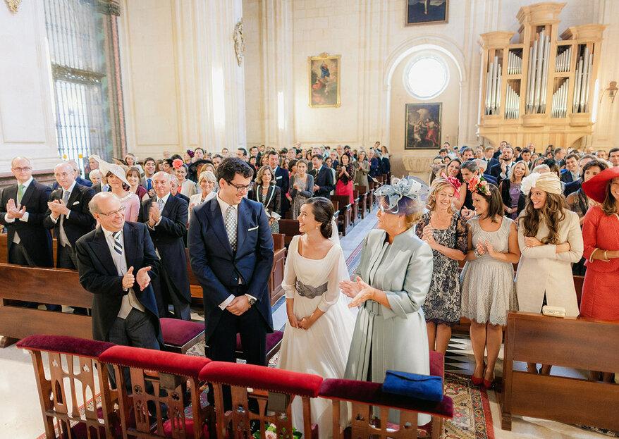 15 piezas de música clásica imprescindibles para la ceremonia religiosa