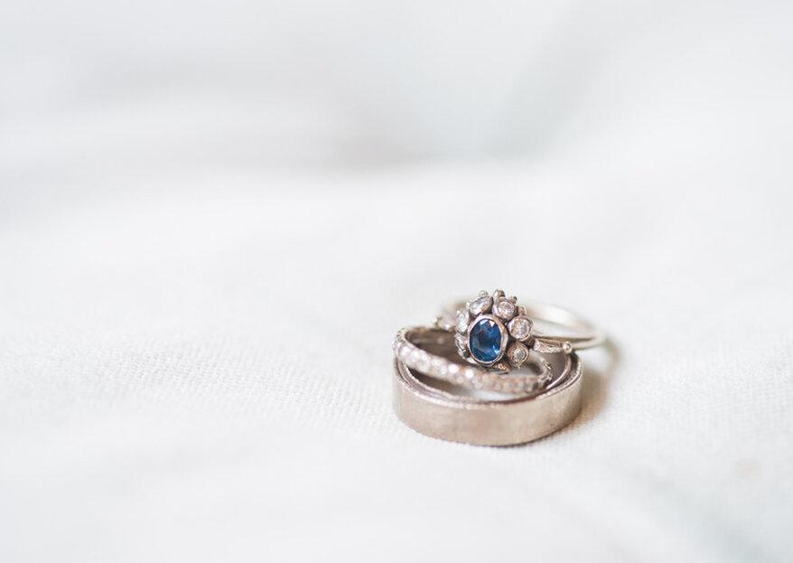 Cómo elegir la piedra preciosa del anillo de compromiso: ¡aquí tienes sus significados!