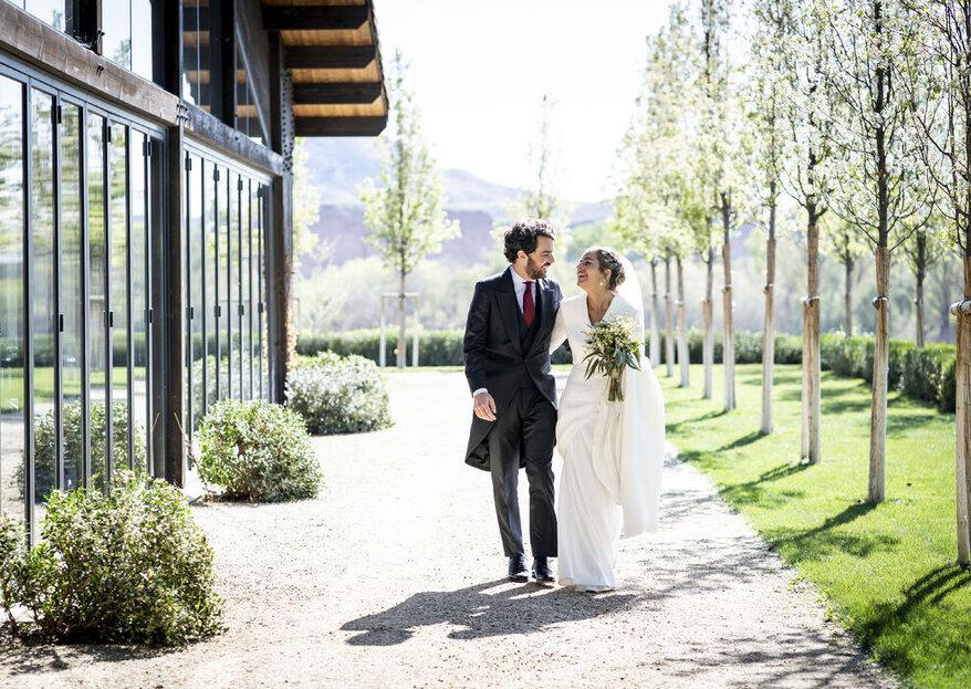 14 lugares que no conoces y en los que te encantaría celebrar tu boda
