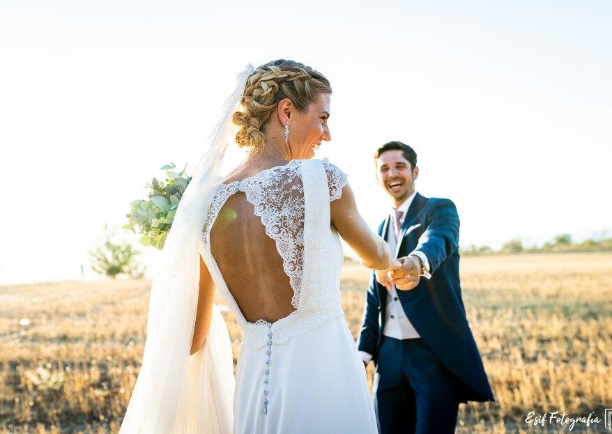 Laura Malingraux: un atelier de novia e invitada en el que la imaginación no tiene límites