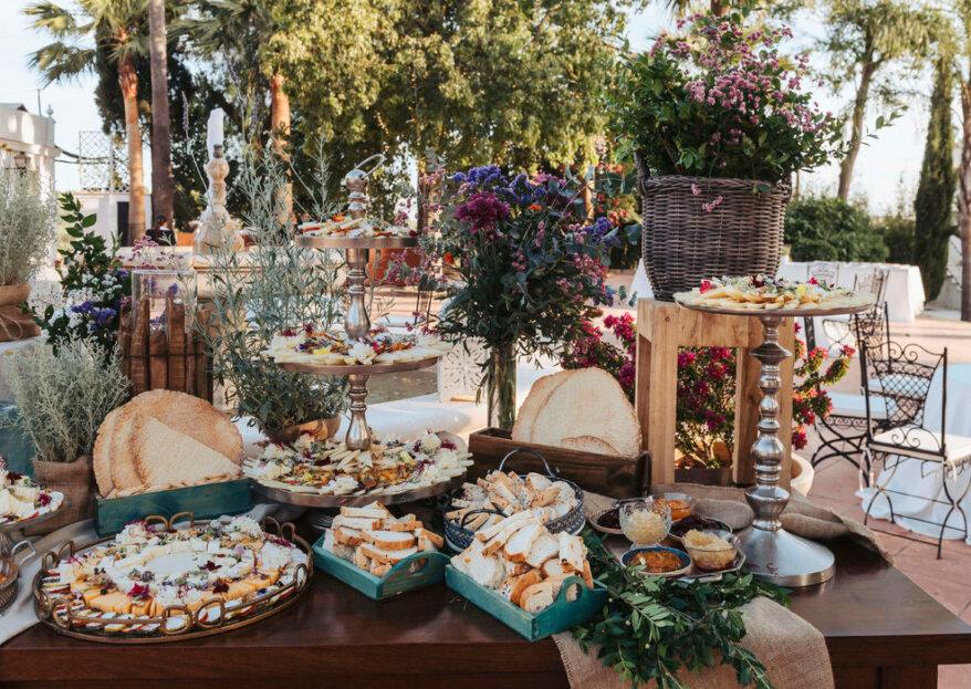 Los 14 lugares con la decoración más increíble para celebrar tu boda