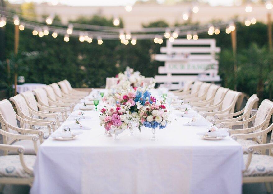 Cómo elegir el lugar de celebración de la boda en 5 pasos