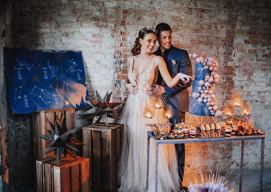 Decoración de boda: todo lo que necesitas saber