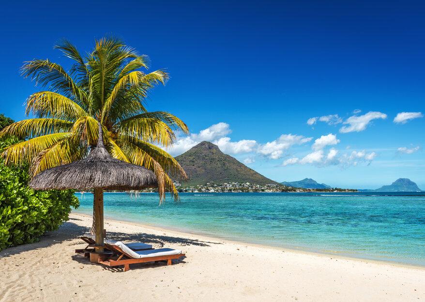 Luna de miel en Isla Mauricio: cultura francesa y corazón indio a pie de playa