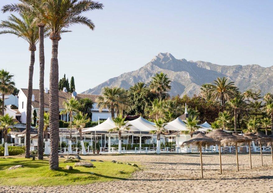Los 7 mejores hoteles de boda en Marbella