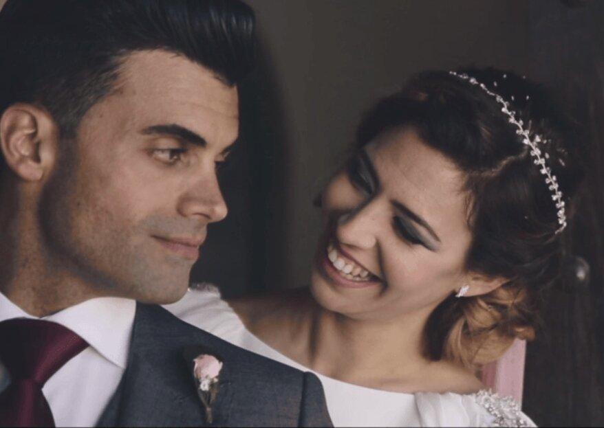 Tomás Aguilar y las bodas de cine, la mejor combinación para el recuerdo de tu gran día
