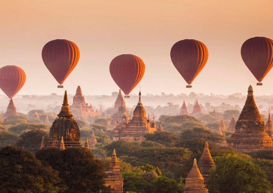 Ferrer & Saret Viajes: el mundo es el único límite para tu luna de miel