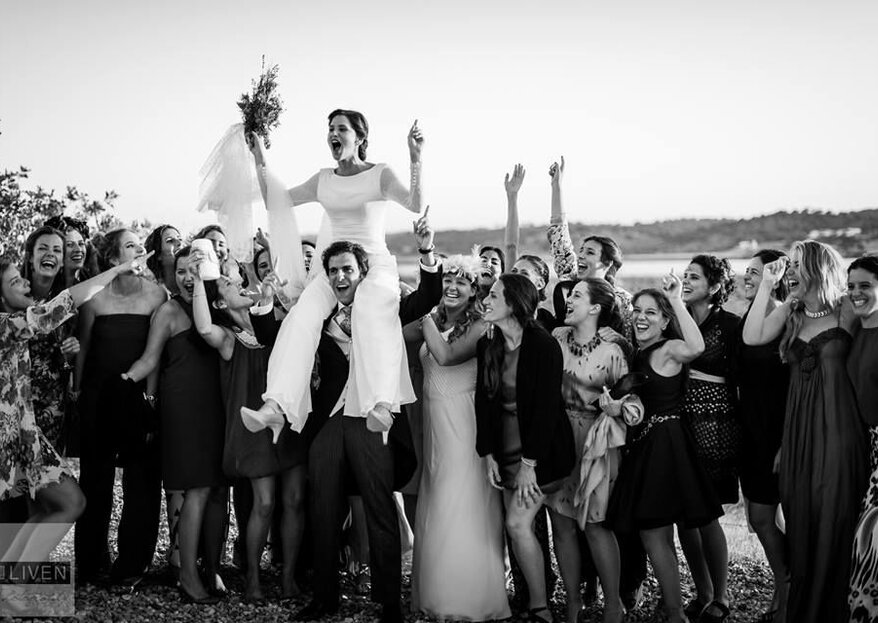 Animación para bodas: haz que tus invitados se diviertan con estas novedades