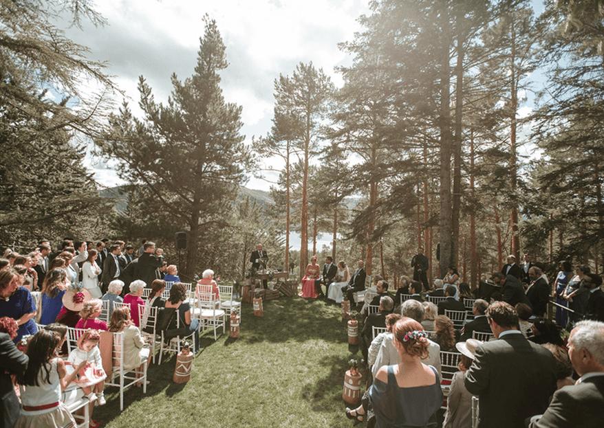 Cómo organizar una boda exprés en 5 pasos
