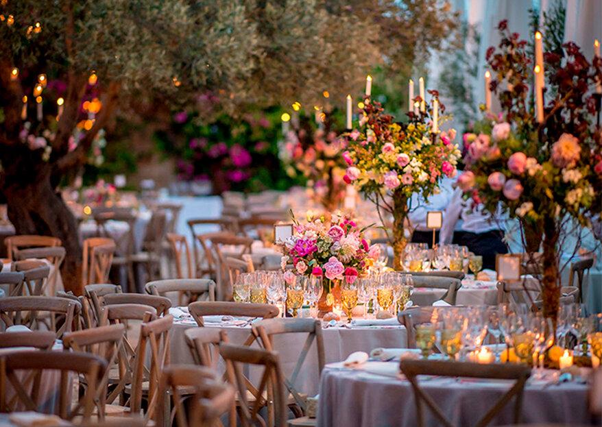 13 aspectos en los que una wedding planner puede ayudarte en tu boda