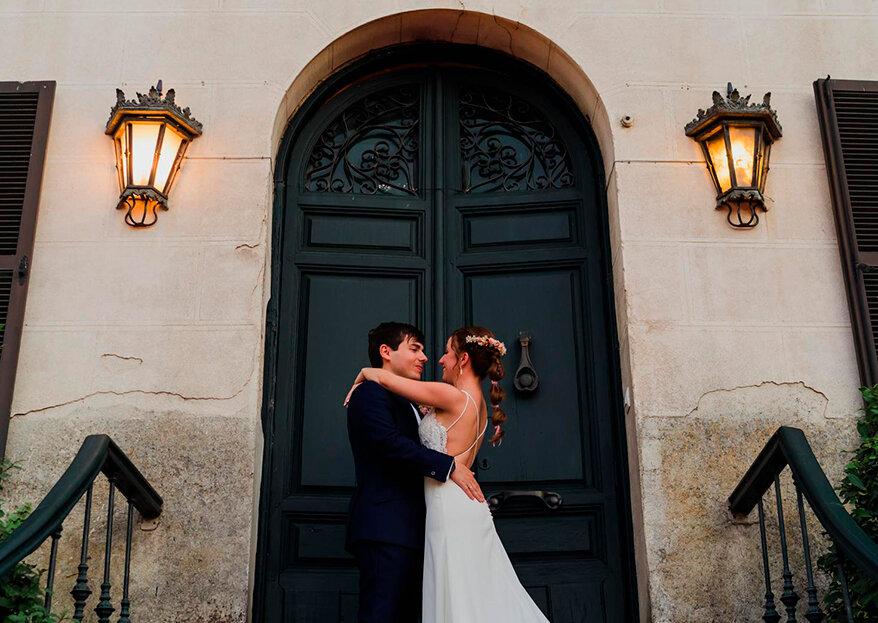 Juntos siempre es mejor: la gran boda de Antonio y Saray