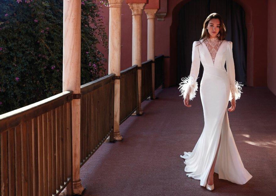 Legacy es la colección de novias de Manu García más espectacular