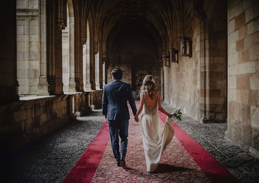 Tipos de reportajes que puedes contratar con el fotógrafo de tu boda