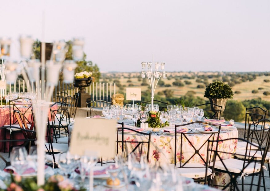 Configura el menú de tu boda según la estación del año gracias a Aldovea Catering