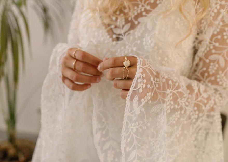 Elige calidad, diseño y sostenibilidad, con Natural Bride Boutique