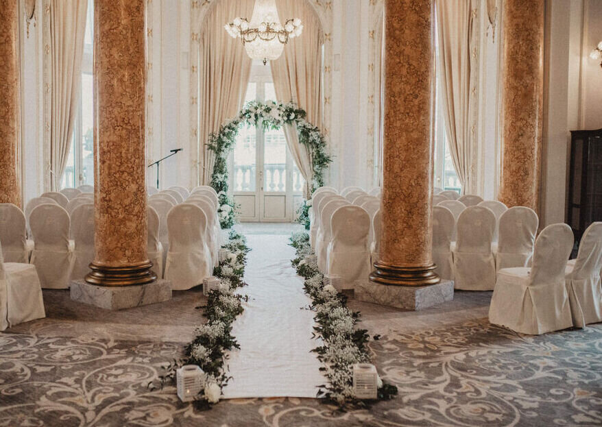 """Descubre las ventajas de celebrar una """"Micro Wedding"""" en Hotel María Cristina"""