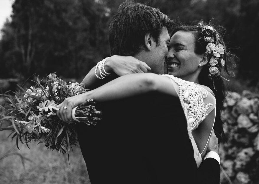 Los lugares que más escogen los novios para una celebración romántica