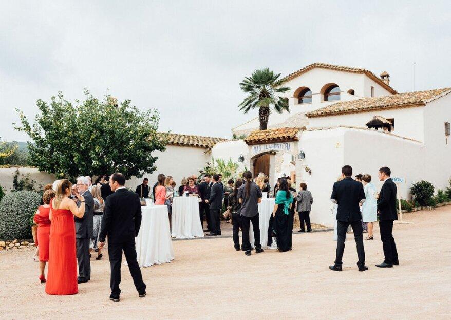 Organiza tu boda en la bella Mas Llagostera y disfruta de una experiencia 100% sostenible