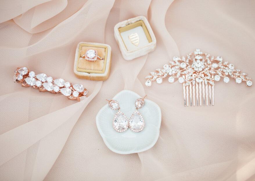 Cómo elegir las joyas para mi boda en 5 pasos