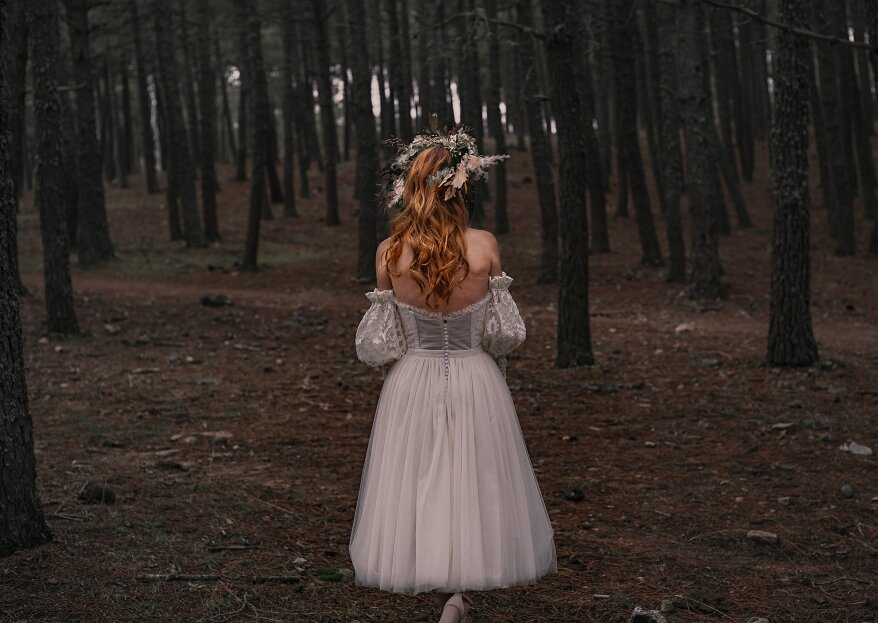 Tulle Rouge Atelier: vestidos de novia a medida y únicos