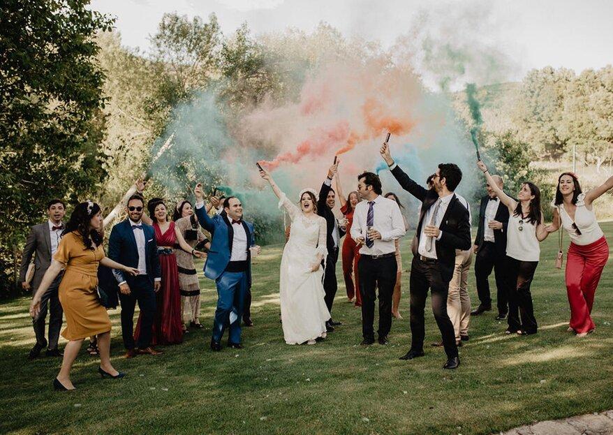 Qué convierte a Imagina tu boda en uno de los mejores wedding planner de Madrid