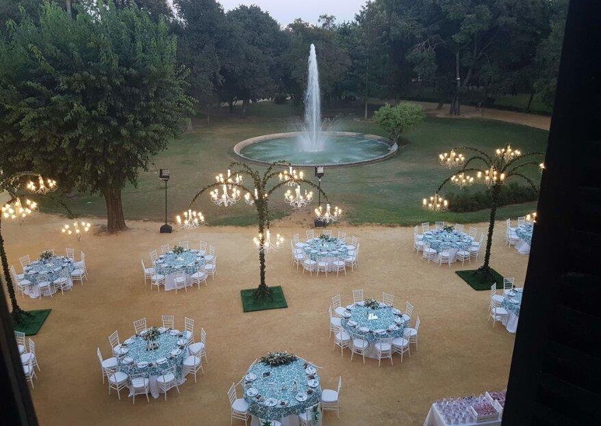 Kildare Catering lleva la riqueza del sur a todas las bodas de España