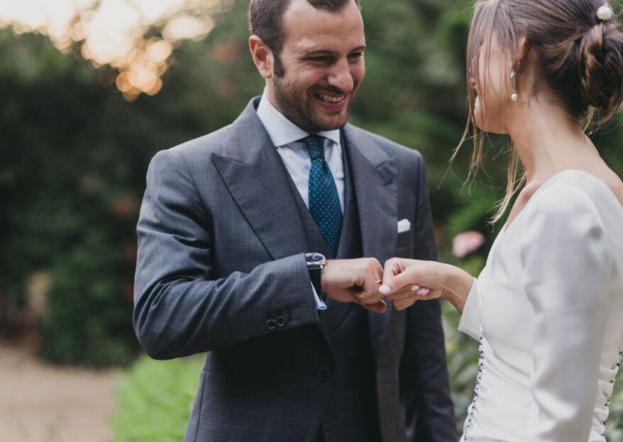 20 cosas que todos los novios olvidan durante la organización de la boda