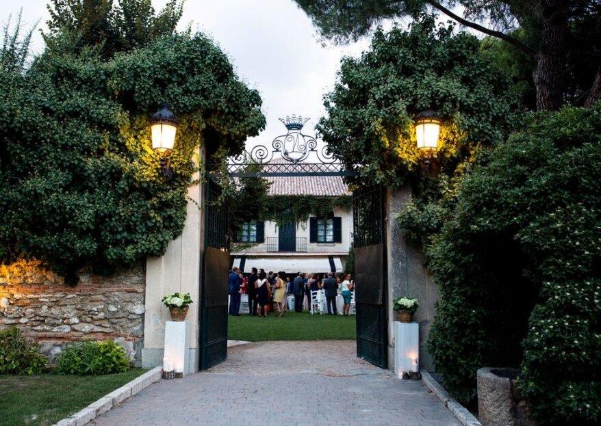 Palacio del Negralejo y La Posta Real apoyan a las parejas con su webinar para reorganizar las bodas