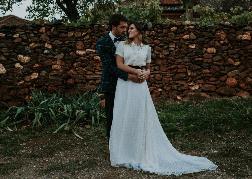 Las cosas del querer: la sesión de boda que te trasladará a otra época