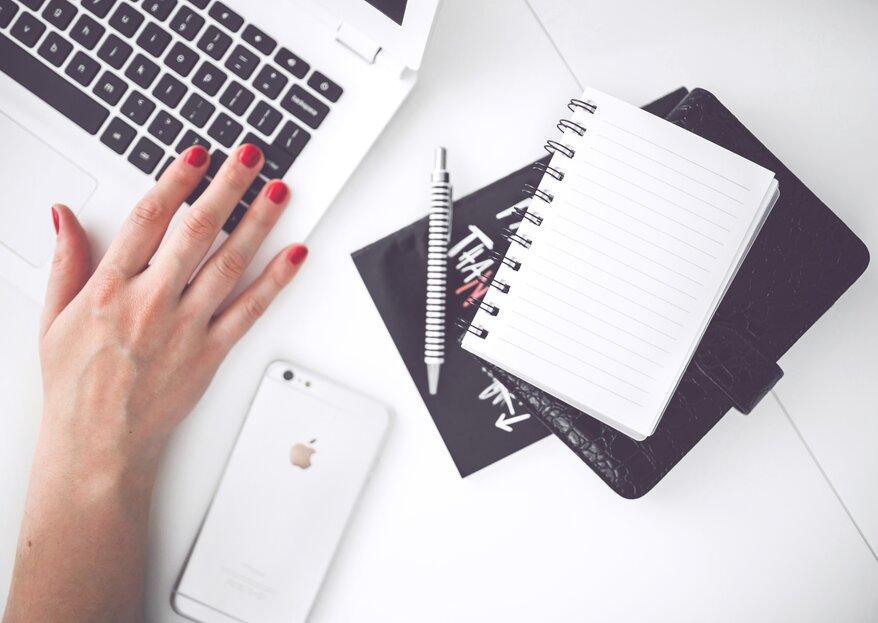 Checklist boda: la lista de tareas imprescindible con Zankyou