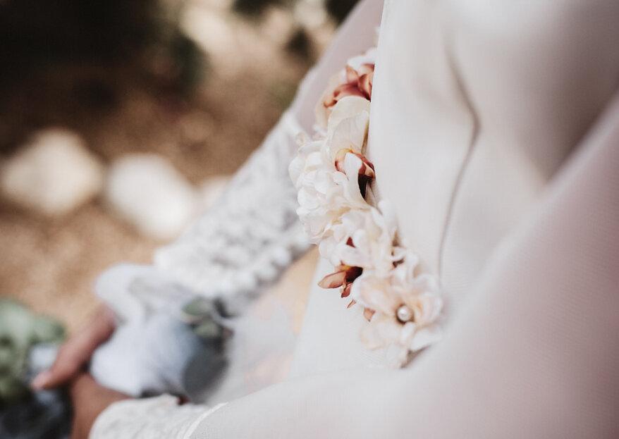 Telas para vestidos de novia: estos son los tejidos más utilizados