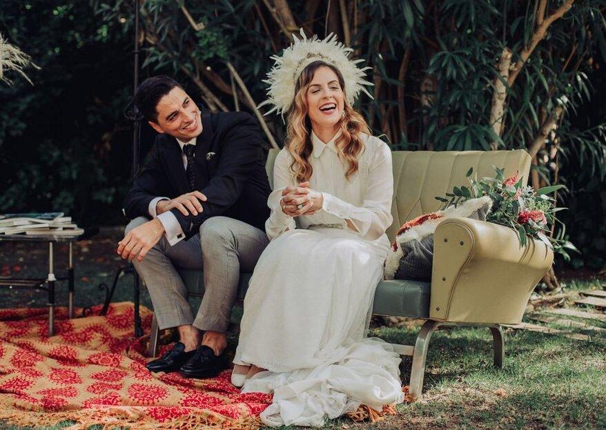 9 momentos de la ceremonia que NO deben faltar en tu reportaje de boda