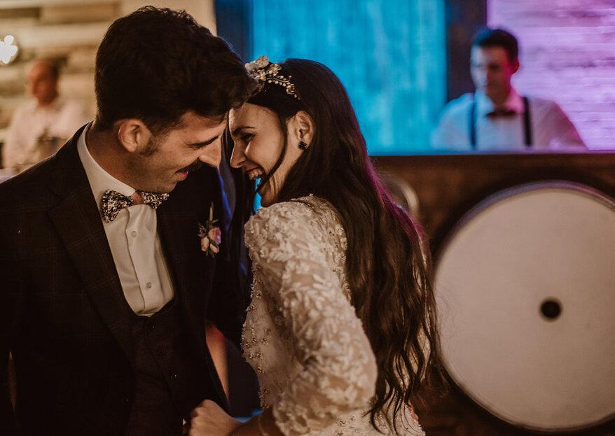 Cómo elegir la música para la boda en 5 pasos