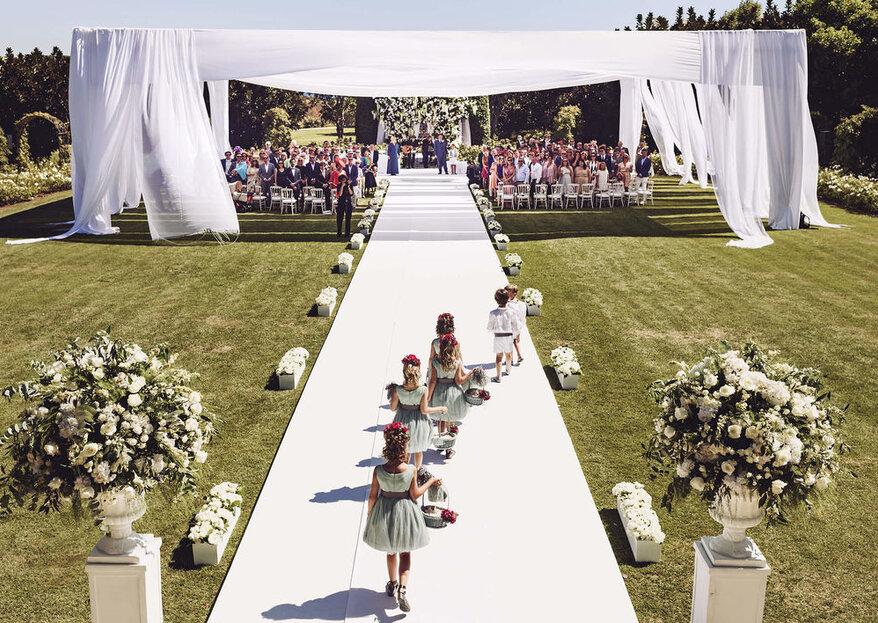 14 lugares en los que has soñado celebrar tu boda