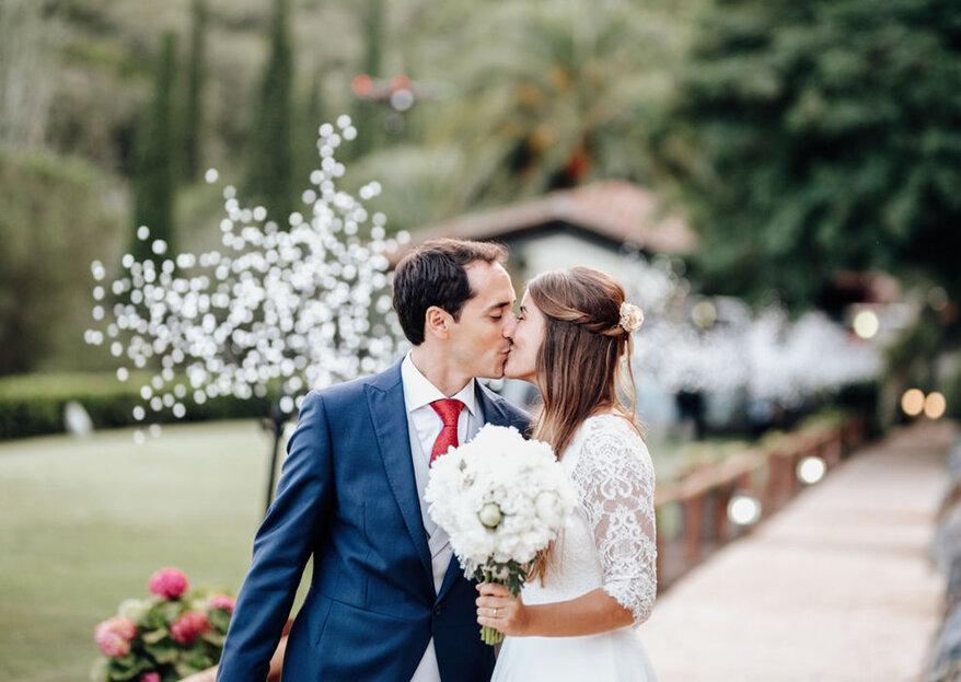 Las 11 claves para elegir el espacio para tu boda rural: ¿las tenías en cuenta?