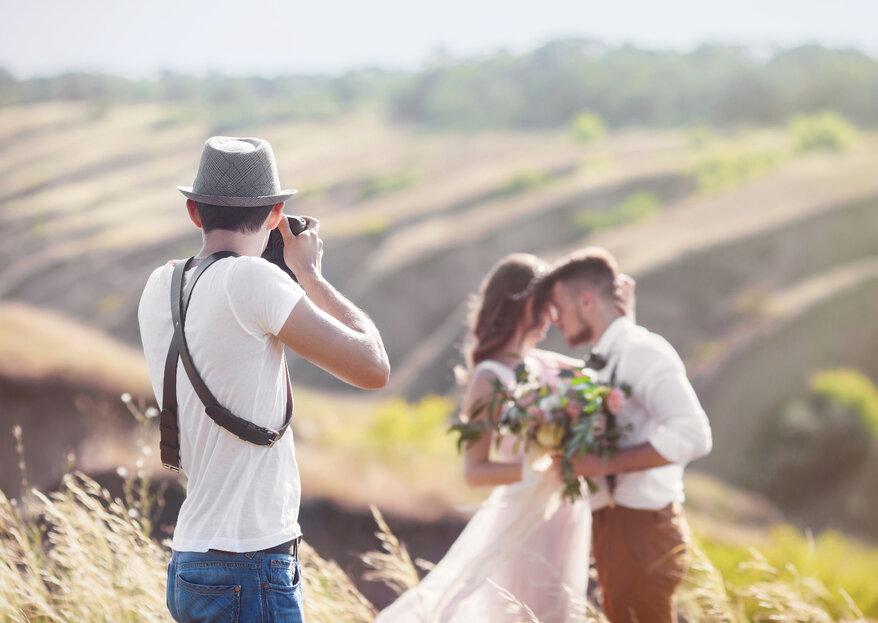 Cómo elegir fotógrafo de boda en 5 pasos